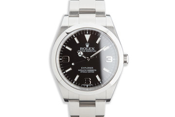 Rolex Mark 1 39mm Explorer 214270 photo