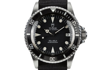 1991 Tudor Submariner 79090 photo