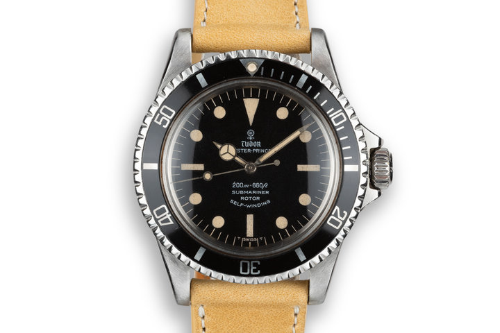 1966 Tudor Submariner Oyster Prince 7928 photo