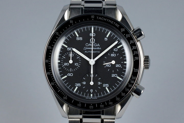 1999 Omega Speedmaster Reduced 3510.50 with Box photo