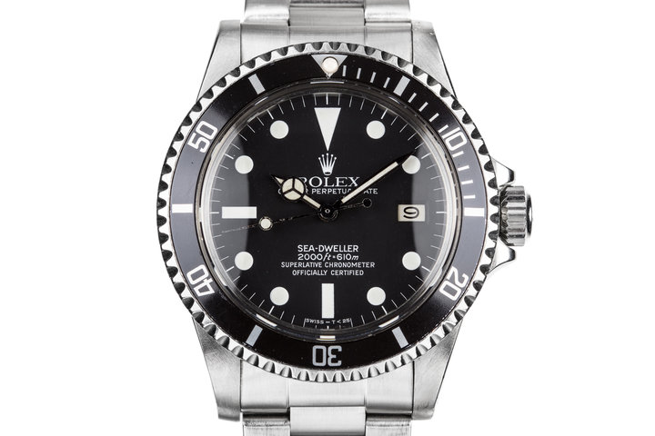 1981 Rolex Sea-Dweller 1665 photo