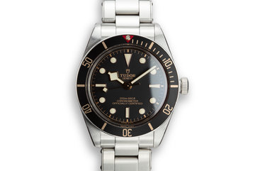 2018 Tudor Black Bay Fifty-Eight 79030 with Box and Papers photo