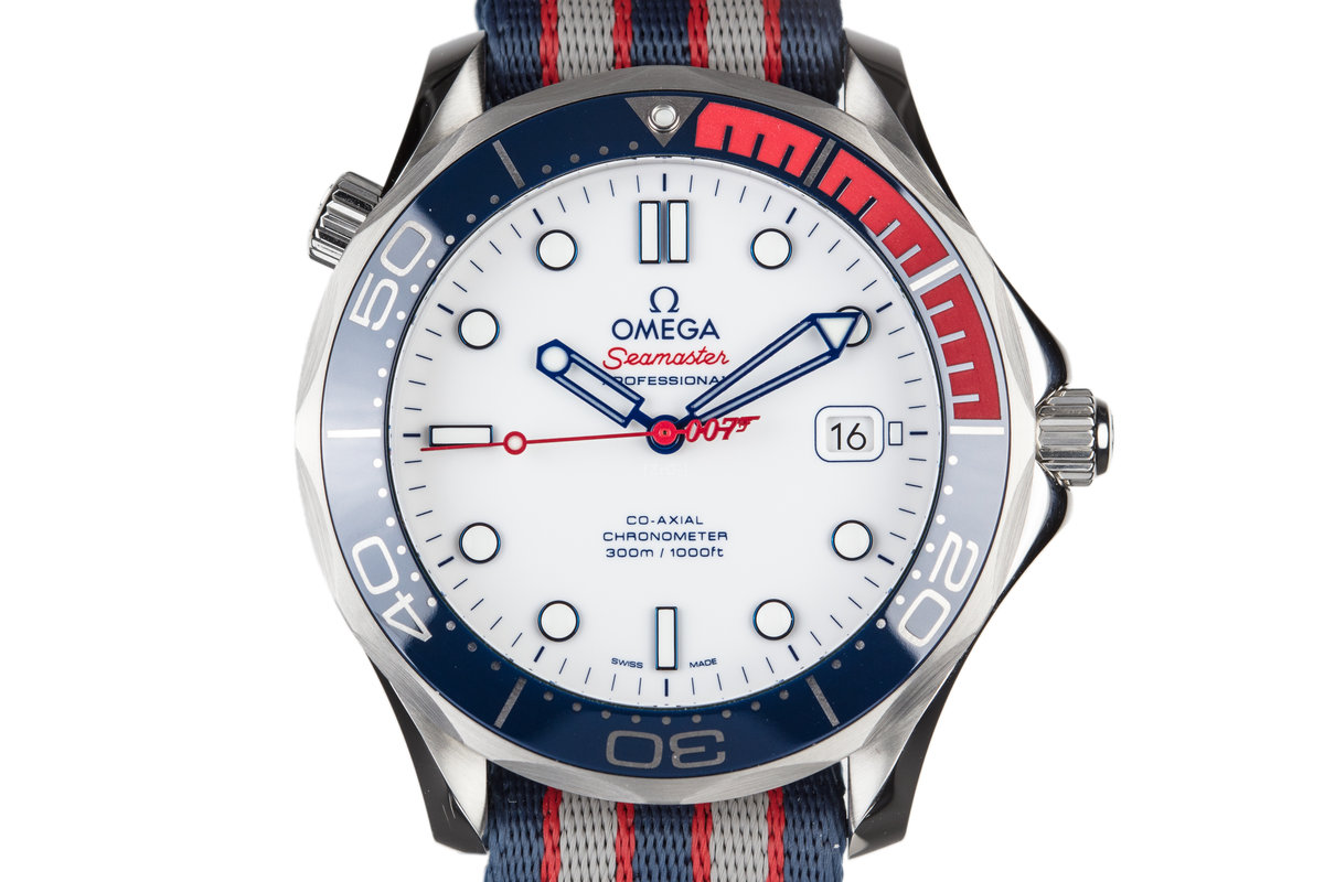 "2017 Omega Seamaster Professional 21232412004001 ""007 Commander"" Edition photo, #0"