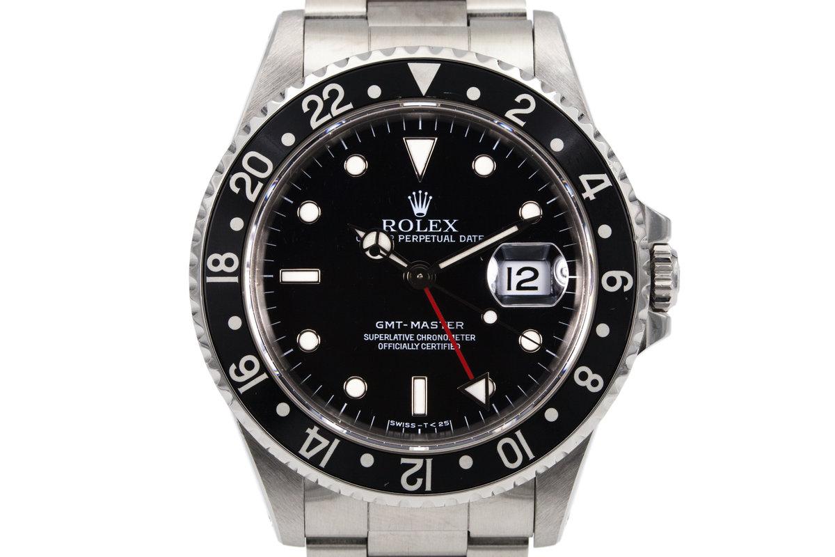 1991 Rolex GMT Master 16700 photo, #0