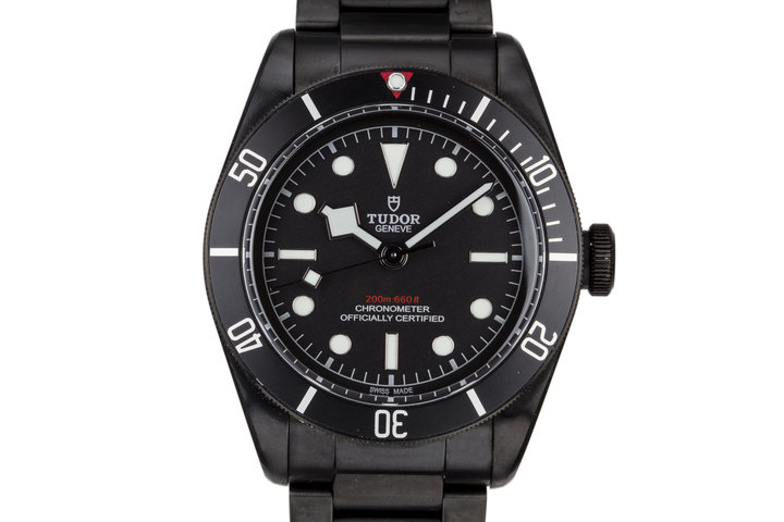 2016 Tudor Black Bay Dark 79230 with Box and Papers photo