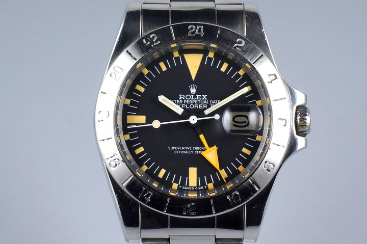 1979 Rolex Explorer II 1655 with Mark IV Dial photo