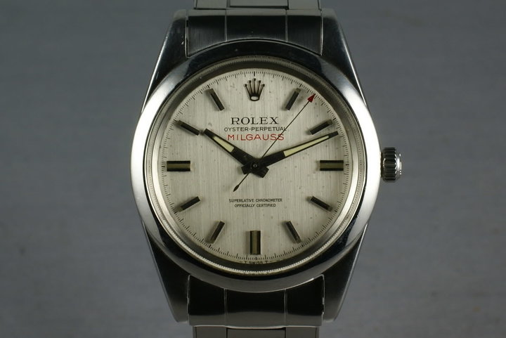 Rolex Milgauss 1019 photo