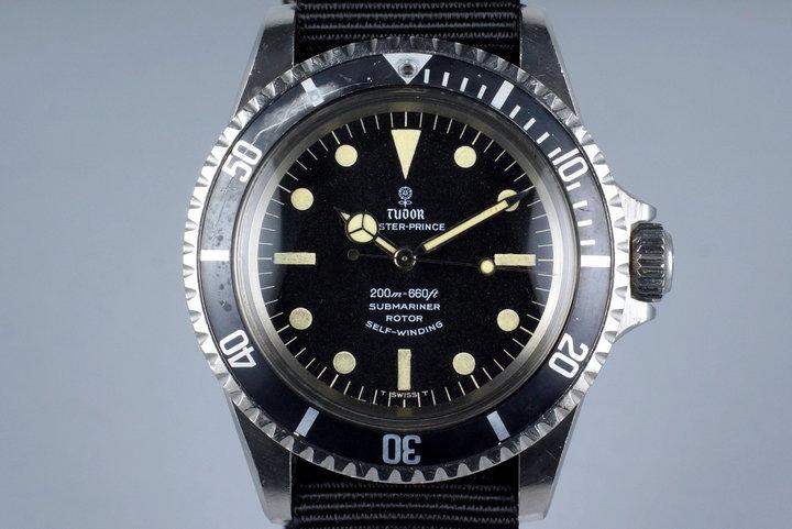 1966 Tudor Submariner 7928 photo