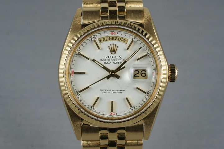1971 Rolex YG Day-Date 1803 photo