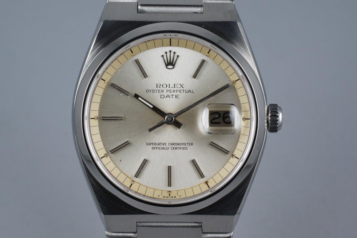 1975 Rolex Date 1530 photo, #0