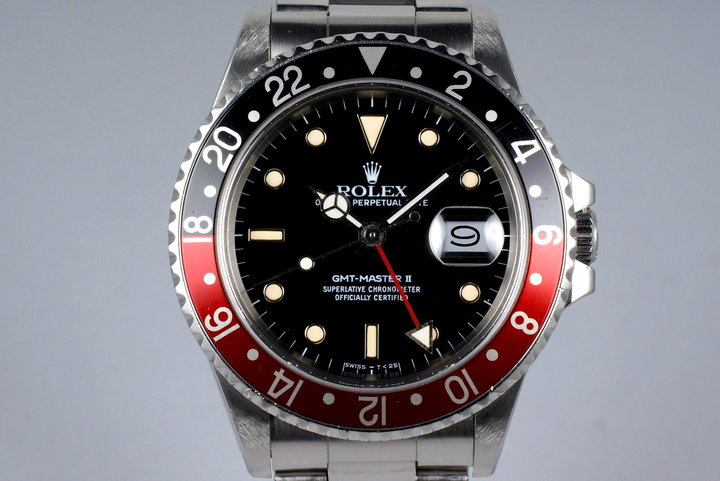 1988 Rolex Fat Lady GMT 16760 photo