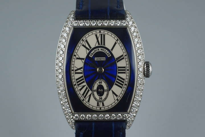 Franck Muller Chronometro 7502 S6 D photo