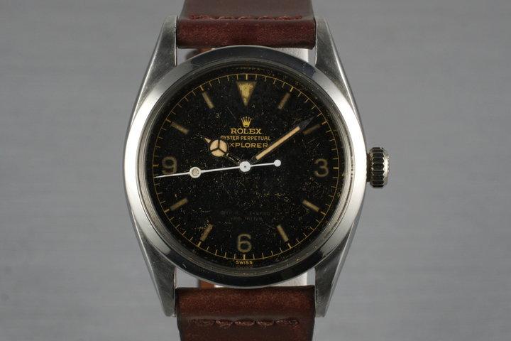 1958 Rolex Explorer 1 6610 photo