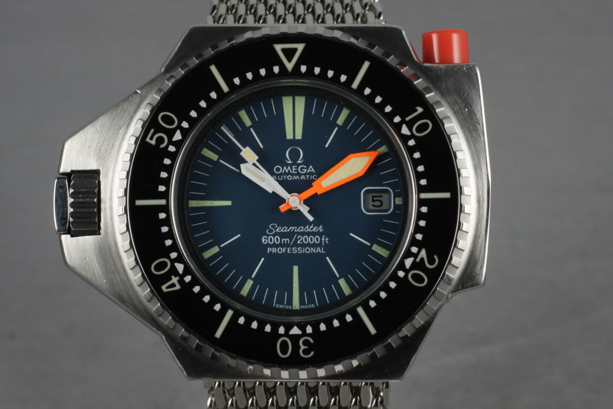 Omega Seamaster Professional PloProf photo, #0