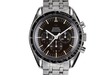 1967 Omega Speedmaster Professional 145.012 with Tropical Chocolate Dial photo