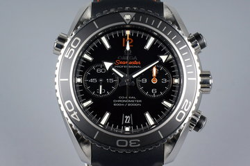 2013 Omega Seamaster Planet Ocean 600m 232.32.46.51.01.005 with Box and Papers photo