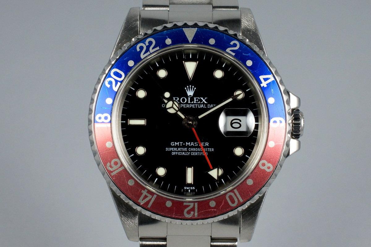 1999 Rolex GMT 16700 photo, #0