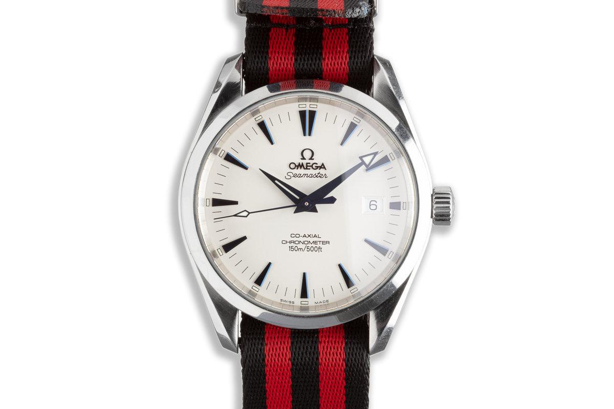 Omega Seamaster Aqua Terra 150M Co‑Axial Master Chronometer photo, #0