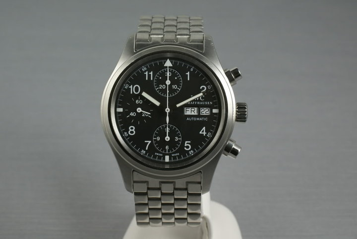 IWC Pilot Chronograph 3706 photo