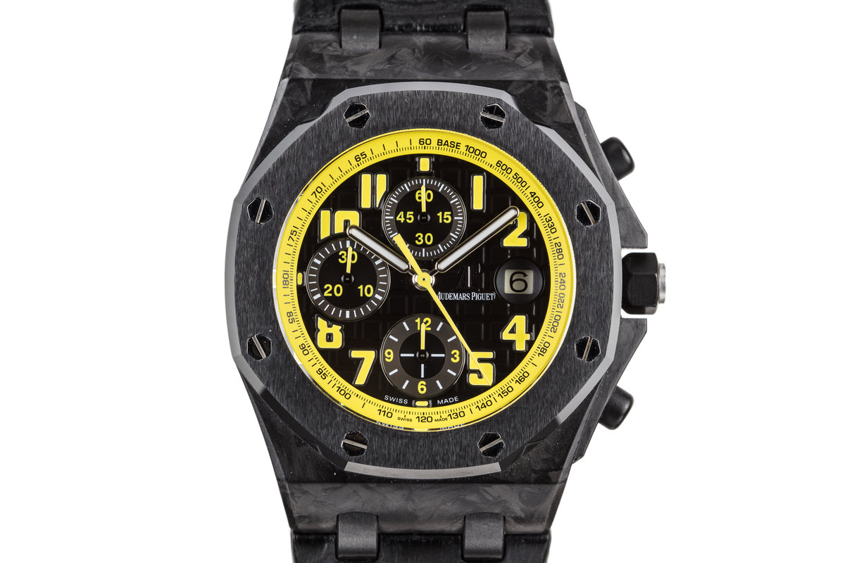 Audemars Piguet Carbon Royal Oak Offshore 26176FO.OO.D101CR.02 with Box and Papers photo, #0