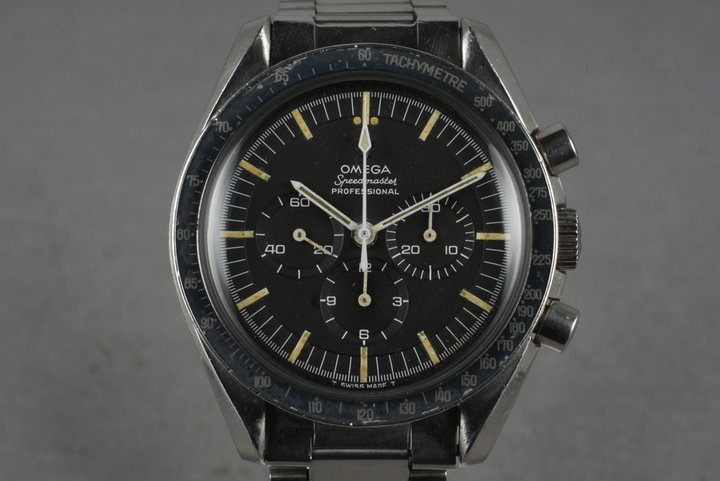 1966 Omega Speedmaster 105012 Pre-Moon with 321 movement photo