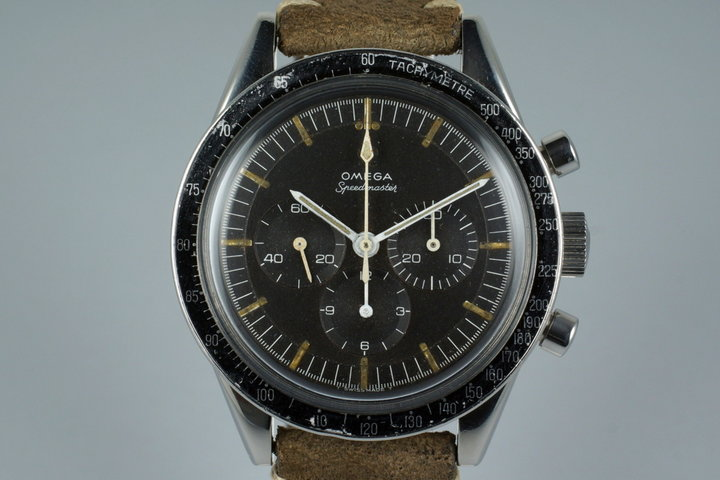 1963 Omega Speedmaster 'Ed White' 105.003 Pre-Moon 321 photo