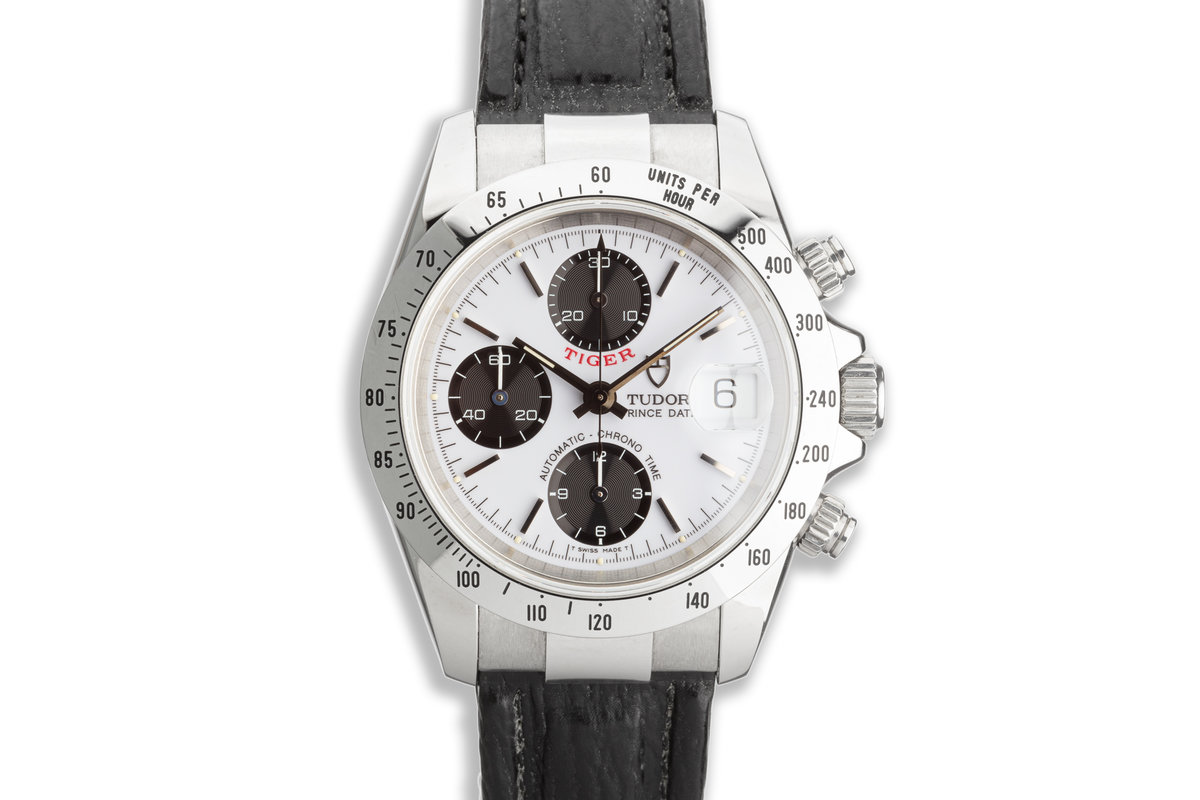 1997 Tudor Prince Date Chronograph 79260 with Box & Papers photo, #0