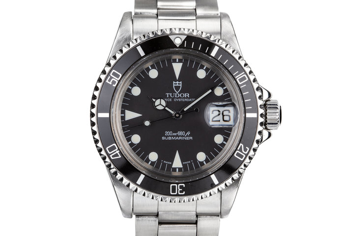 1992 Tudor Submariner 79090 with Box and Papers photo