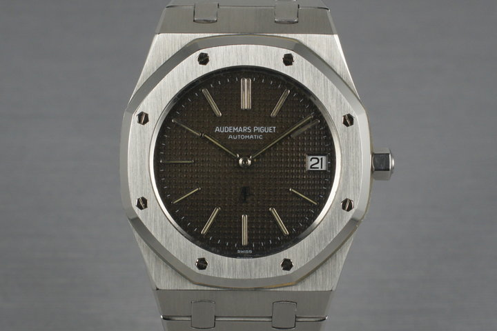 1970's Audemars Piguet 5402 with Tropical Dial photo