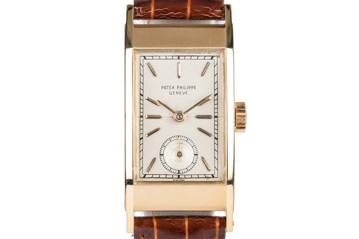 Patek Philippe 18K Gold Ref 425 photo