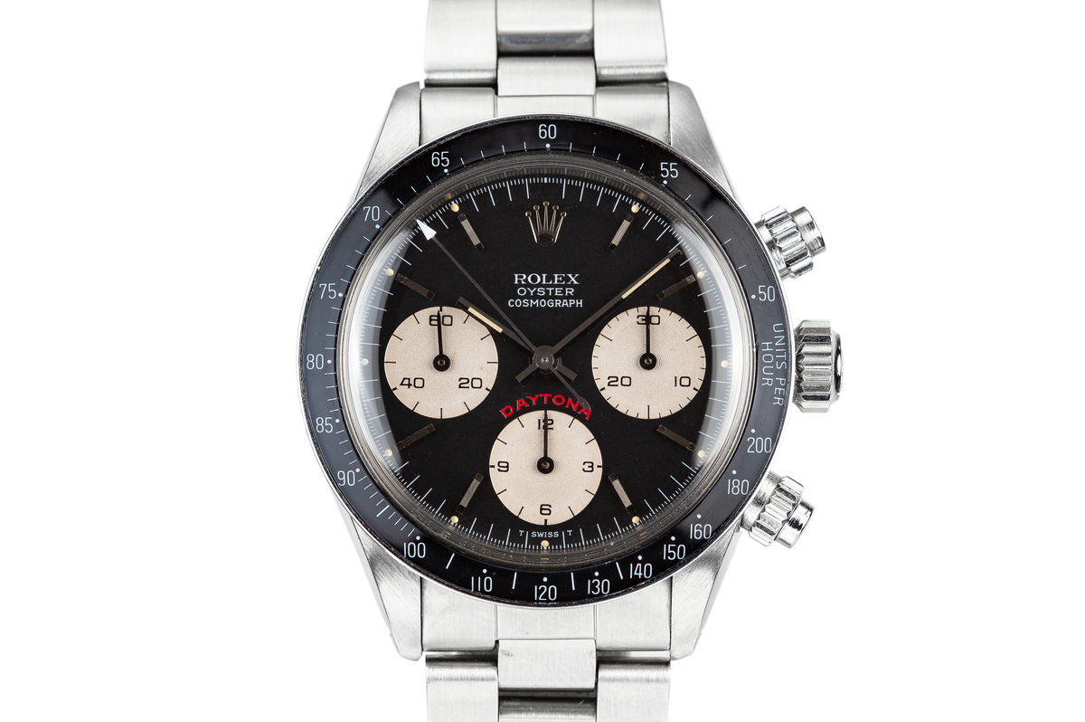 1980 Rolex Daytona 6263 with Box and Service Papers photo, #0