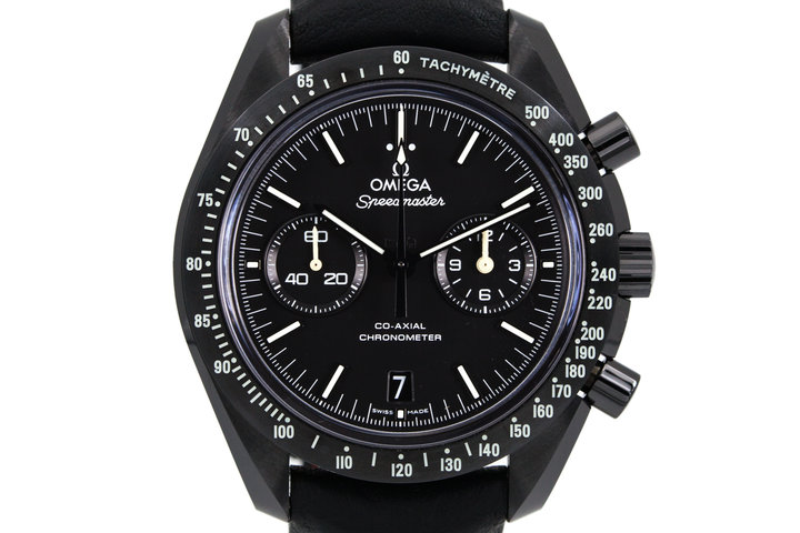 2017 Omega Speedmaster 311.92.44.51.01.004 'Dark Side of the Moon' with Box and Papers photo