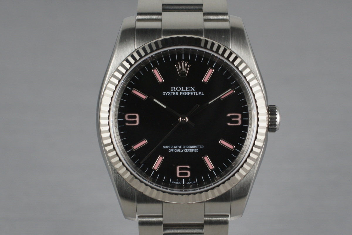 2007 Rolex Oyster Perpetual 116034 photo, #0