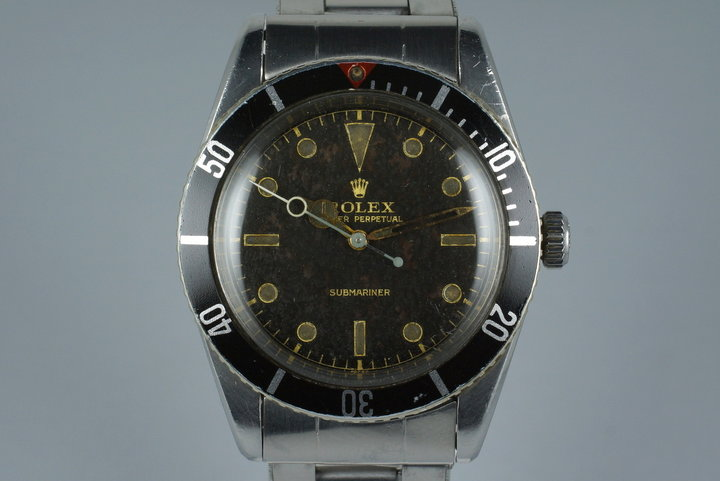 1954 Rolex Submariner 6205 Red Triangle photo