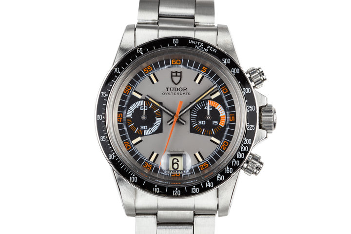 1974 Tudor Monte Carlo 7149/0 Grey Dial photo