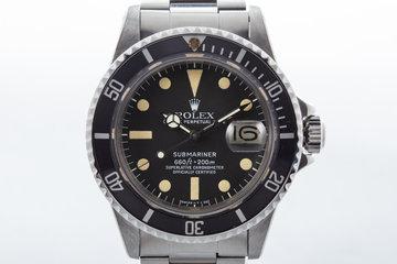 1977 Rolex Submariner 1680  photo