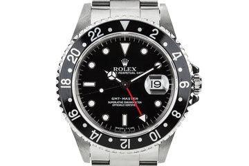 1997 Rolex GMT-Master 16700 photo
