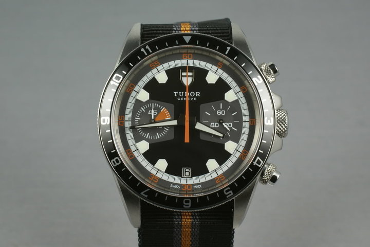 Tudor Heritage Chronograph  70330 photo