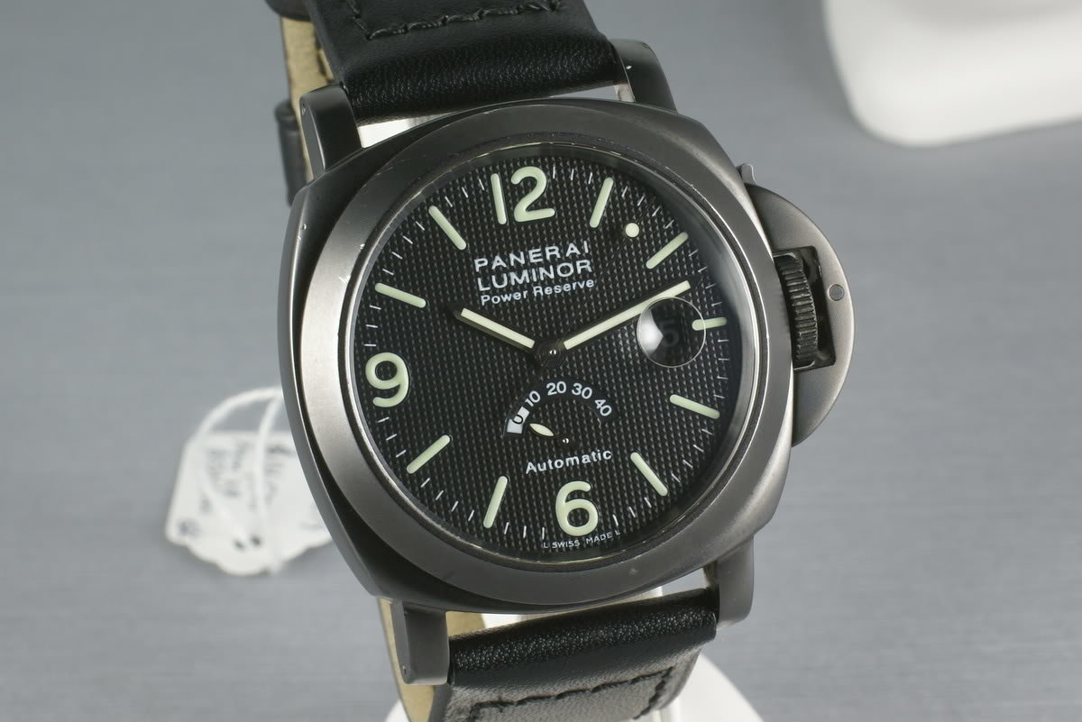 Panerai Pam28 photo, #0