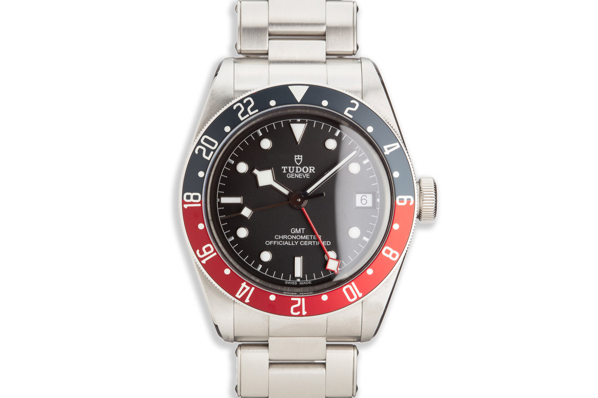 2018 Tudor Black Bay GMT 79830RB with Box and Card photo, #0