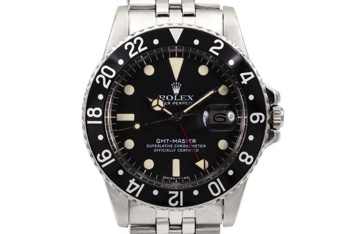 1977  Rolex GMT 1675 photo