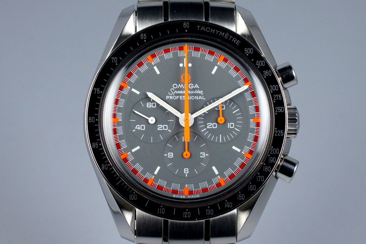 2004 Omega Speedmaster 3570.40 'Japan Racing Special' photo, #0