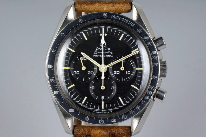 1969 Omega Speedmaster 145.022 Calibre 861 with Rare 220 bezel photo