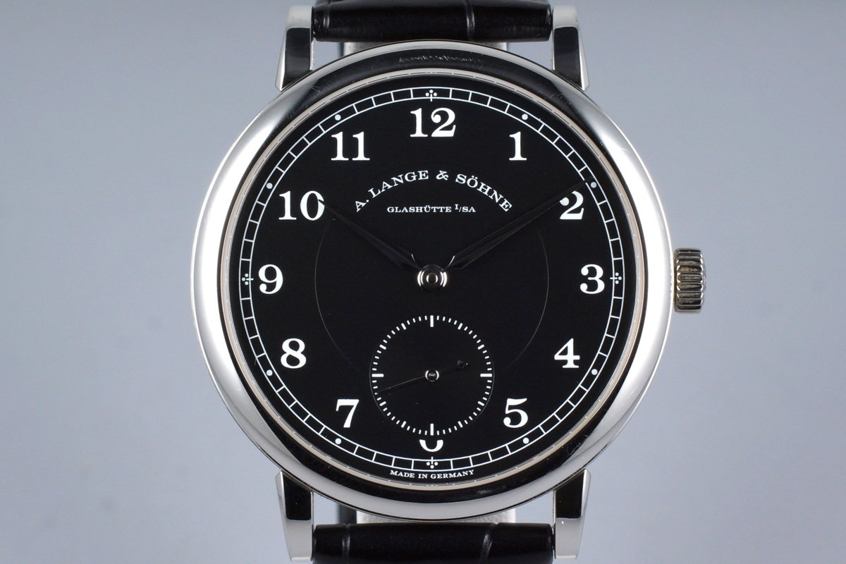 2015 A. Lange & Sohne Platinum 1815 Anniversary 236.049 with Box and Papers photo, #0