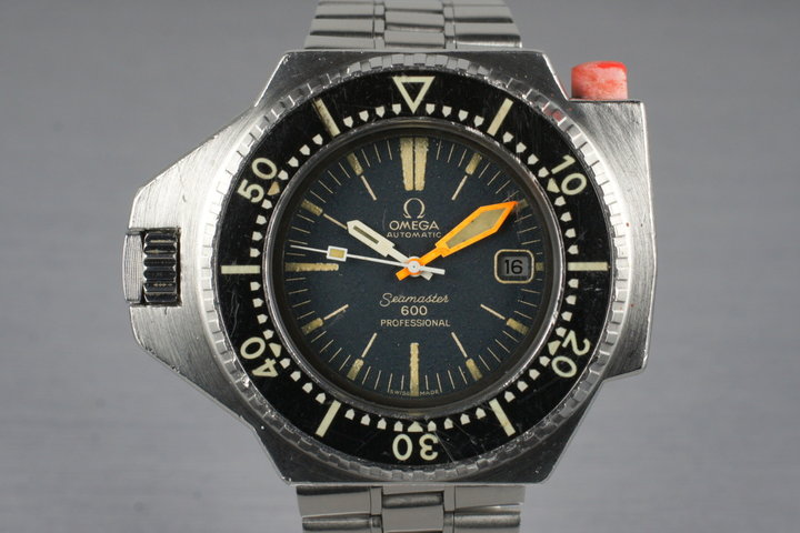 Omega Seamaster 600 Professional 166.077 PloProf photo