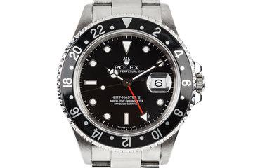 1995 Rolex GMT-Master II 16710 photo