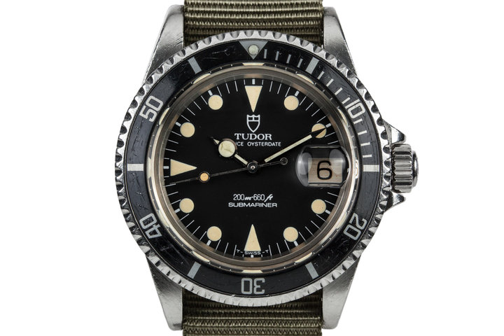 1988 Tudor Submariner 76100 photo