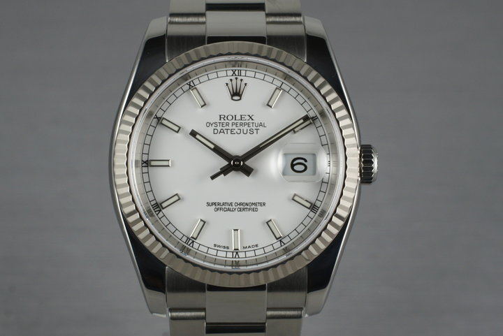 2005 Rolex DateJust 116234 photo