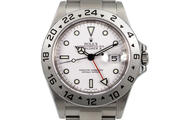 2007 Rolex Explorer II 16570 photo