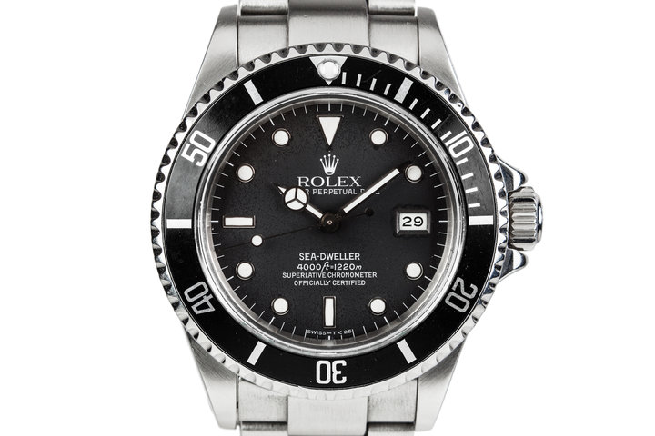 1986 Rolex Sea-Dweller 16660 photo